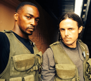 Triple Nine - Anthony Mackie and Casey Affleck