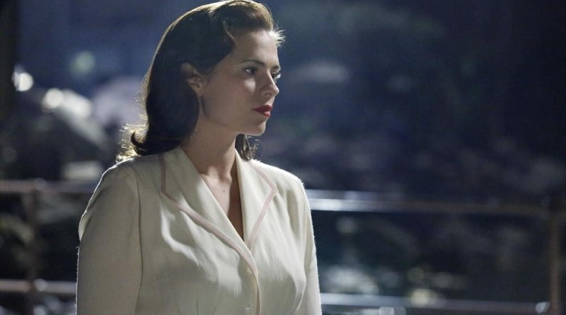 Agent Carter - Hayley Atwell as Peggy Carter