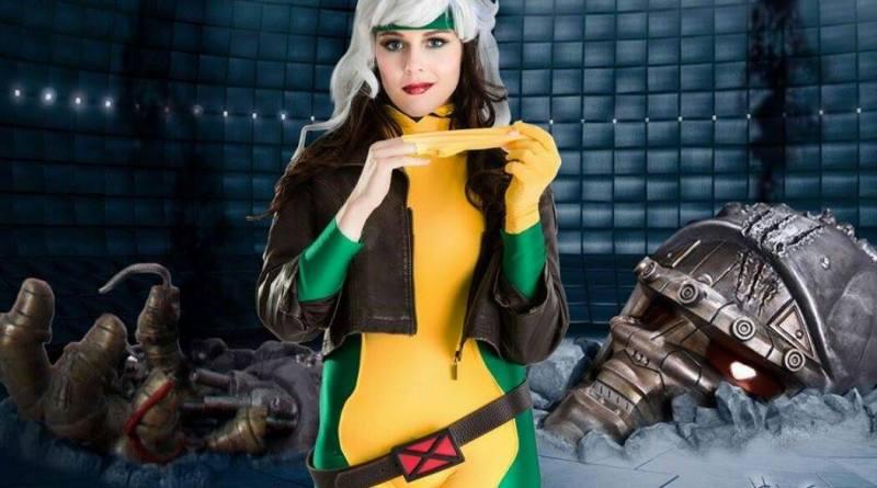 Cosplay - Stray Kat - as Rogue
