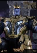 Hot Toys Thanos - tight sitting shot