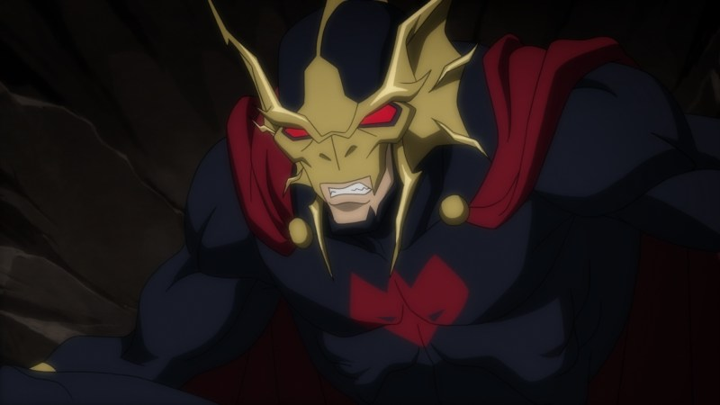 Justice League Throne of Atlantis - Ocean Master