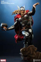 Thor Marvel Premium Format Figure - long shot with base