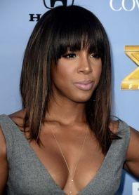 Kelly Rowland - brown