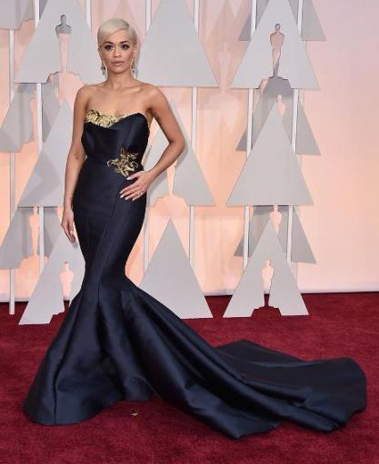 Oscars 2015 Rita Ora