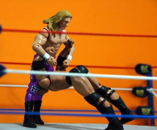 Triple H Basic Summerslam Heritage figure - Pedigree