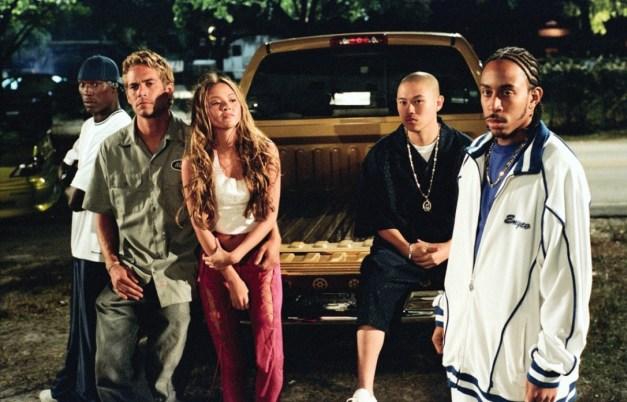 2 Fast 2 Furious - Tyrese, Paul Walker, Devon Aoki and Ludacris
