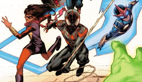 all-new-all-different-avengers-assemble-ms marvel, miles morales and nova