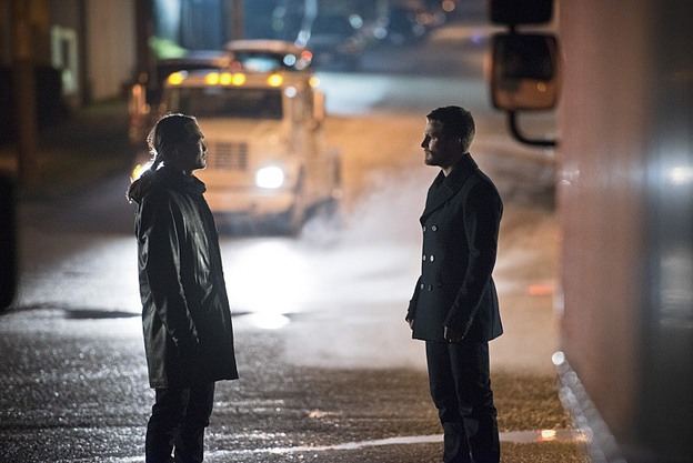 Arrow - The Offer -Maseo and Oliver