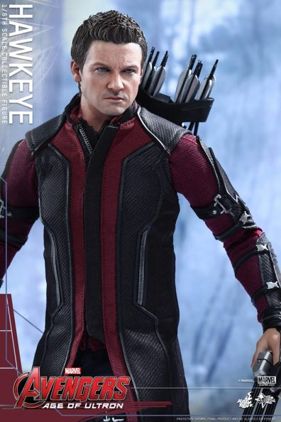 Avengers Age of Ultron Hawkeye figure - outfit