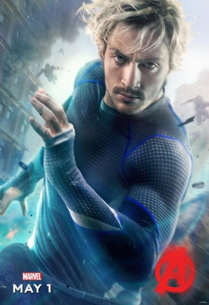Avengers-Age-of-Ultron-poster -Quicksilver