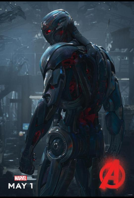Avengers-Age-of-Ultron-poster -Ultron