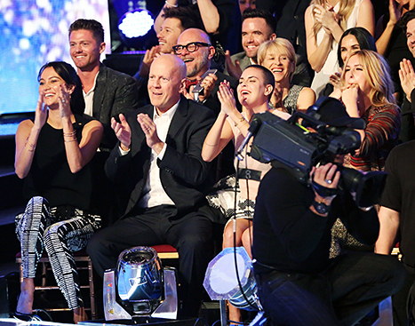 bruce-willis-emma-heming-demi-moore- dancing with the stars