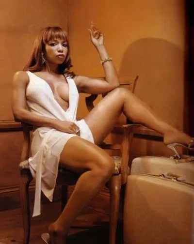 Elise Neal - sexy