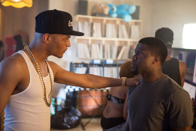 Get Hard movie - TI and Kevin Hart