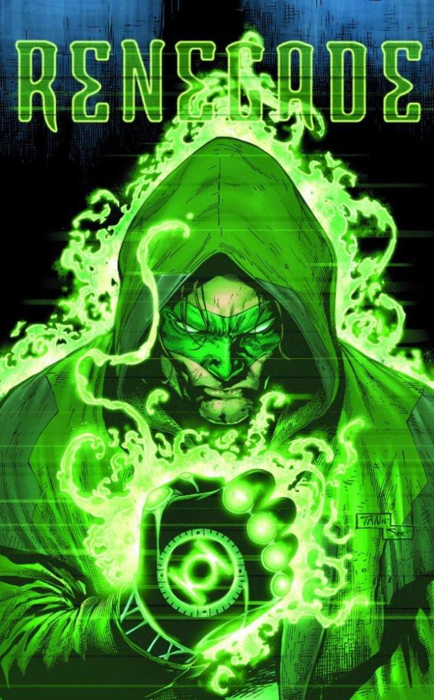 Hal Jordan Renegade