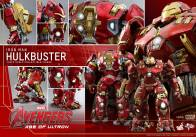 Hot Toys Avengers Age of Ultron - Hulkbuster Iron Man - collage shot