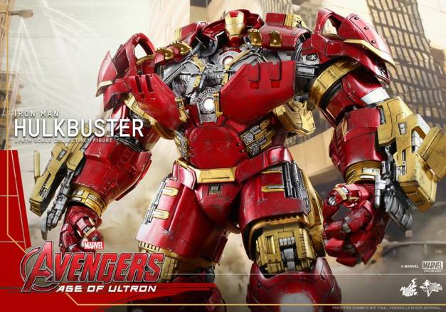 Hot Toys Avengers Age of Ultron Hulkbuster Iron Man - wide