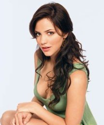 Katherine McPhee - green top
