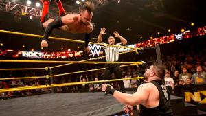 NXT -  Balor soars against Owens