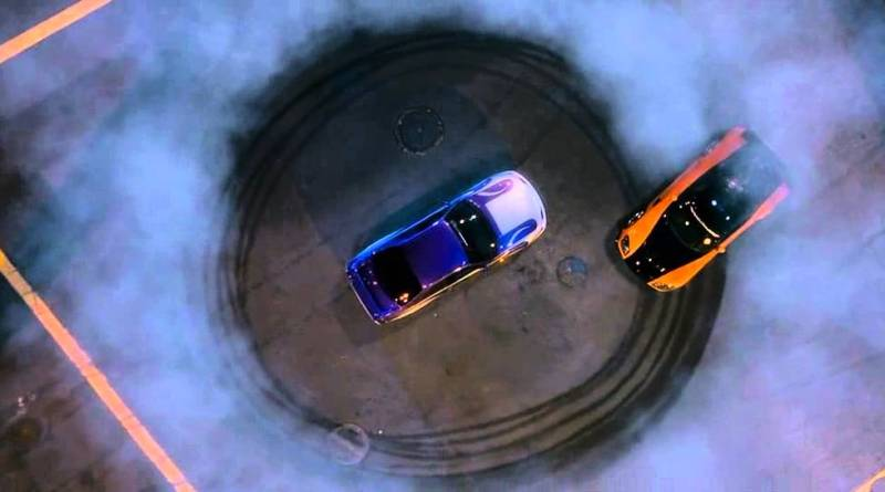 The Fast and Furious Tokyo Drift - drifting