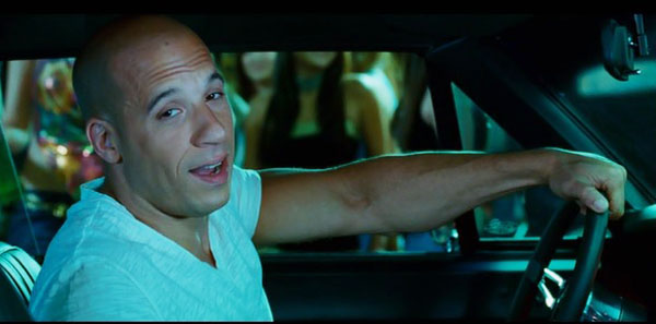 The Fast and Furious Tokyo Drift - Vin Diesel