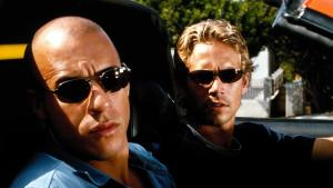 The-Fast-and-the-Furious-2001- Vin Diesel and Paul Walker