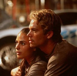 The Fast and The Furious - Mia and Brian