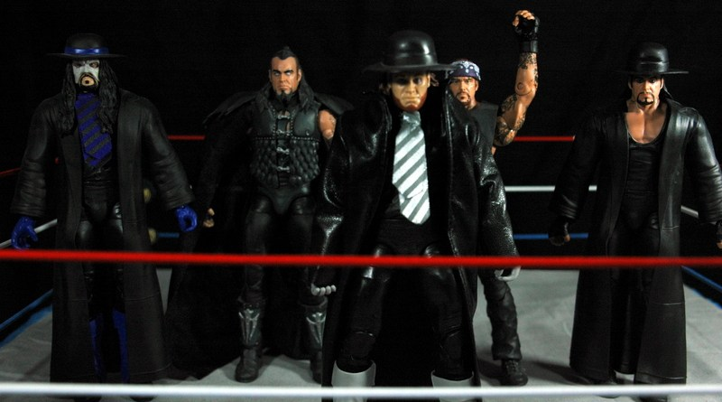 The Undertaker - The Wrestlemania Streak - Undertaker collection