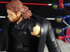 The Undertaker Wrestlemania Heritage - jacket issues