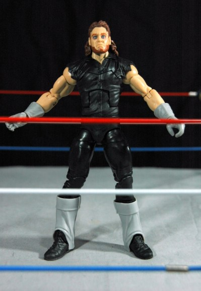 The Undertaker Wrestlemania Heritage - ready for action