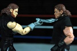 The Undertaker Wrestlemania Heritage - take the tie