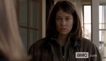 The Walking Dead - Conquer - Maggie