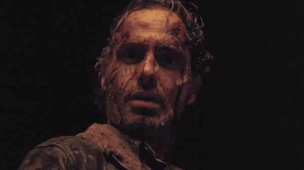 The Walking Dead - Conquer - Rick