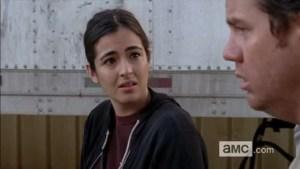 The Walking Dead - Spend - Tara and Eugene