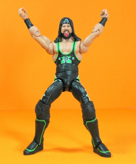 WWE Elite 33 X-Pac -suck it