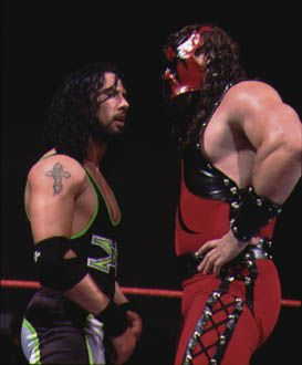 X-Pac and Kane
