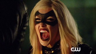 Arrow - Al Sah-Him - Black Canary using Canary Cry