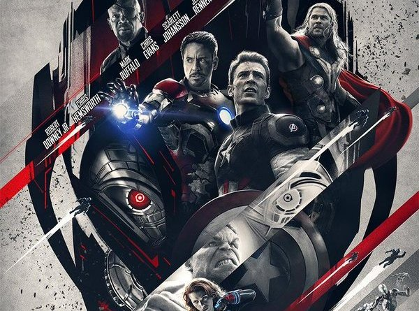 avengers age of ultron poster 2 of 4 II