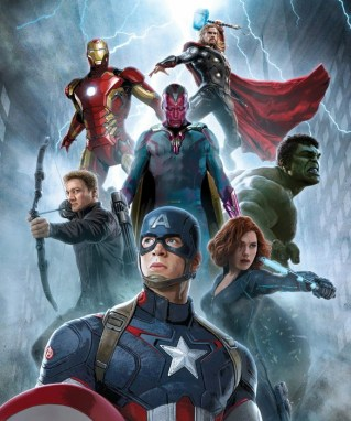 Avengers-Age of Ultron promo picture