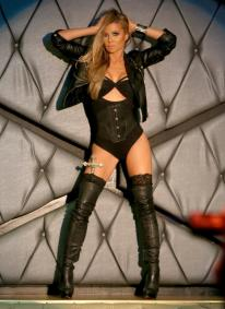 Carmen Electra - thigh high boots