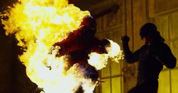 Daredevil Ep. 9 - Speak of the Devil -Nobu vs Daredevil