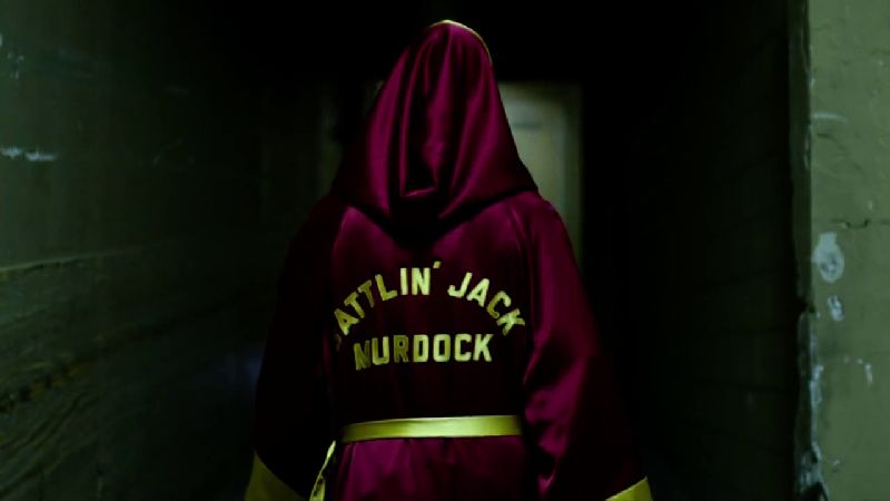 Daredevil Netflix - Battlin Jack Murphy - The Cut Man