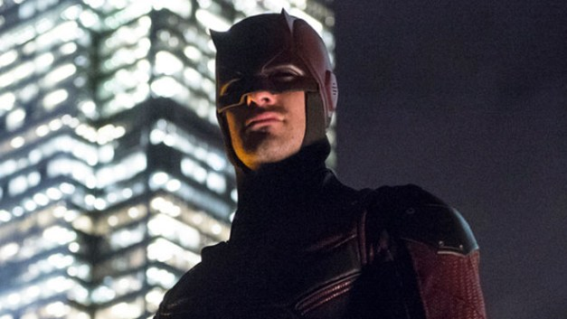 Daredevil - Netflix episode 13 Daredevil - Daredevil costume