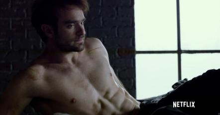 Daredevil Netflix series - Charlie Cox as Matt Murdoch