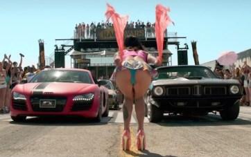 Furious 7 - Race Wars thong