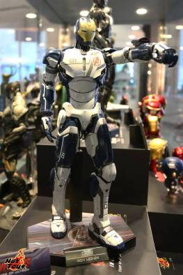 Hot Toys Asia tour - Iron Legion