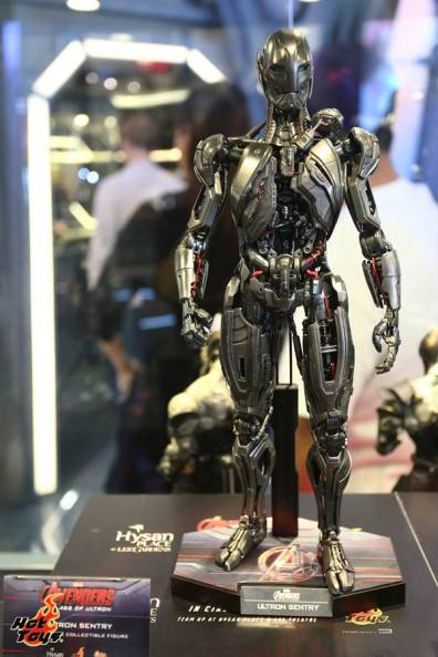 Hot Toys Asia tour - Ultron sentry