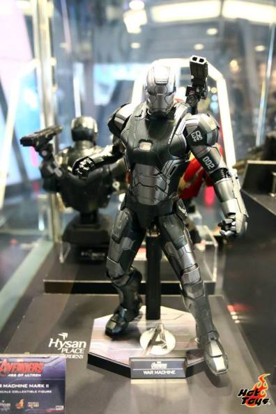 Hot Toys Asia tour - War Machine