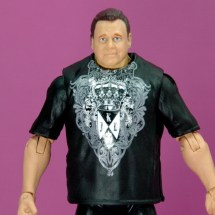 Jerry Lawler figure Basic 49 - Mattel - main pic