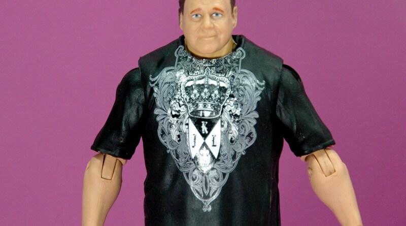 Jerry Lawler figure Basic 49 - Mattel - main pic